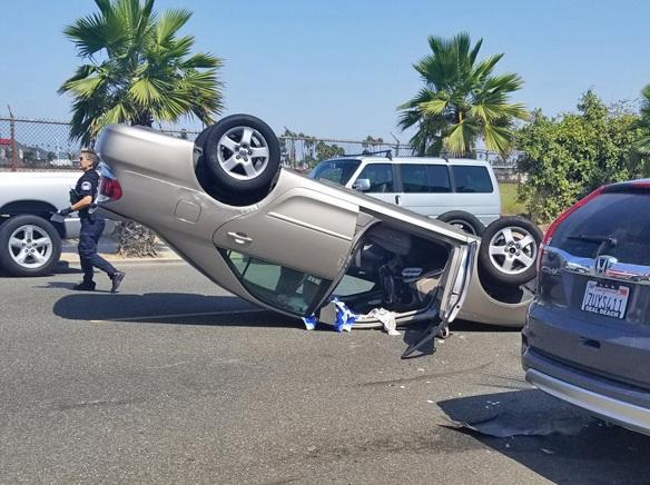 crime log driver in first street car crash passes away sun newspapers