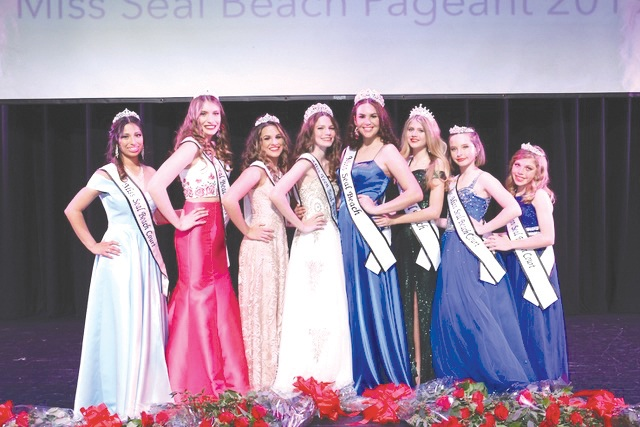 Chelsea Linton crowned 2019 Miss Seal Beach