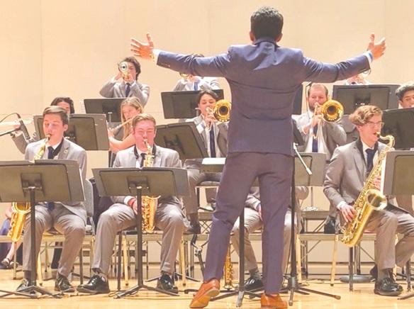 Los Al High Jazz Bands bring home top awards from Reno Jazz