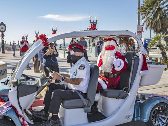 Seal Beach Christmas Parade 2020